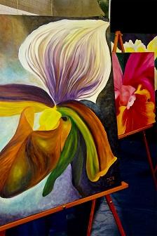 Orchid Art
