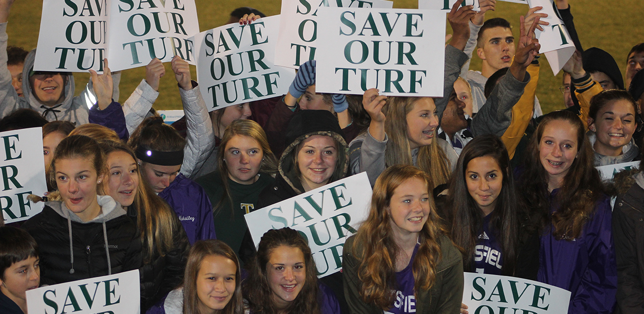 Save Our Turf Field!