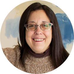 Karen Carreras Hubbard portrait