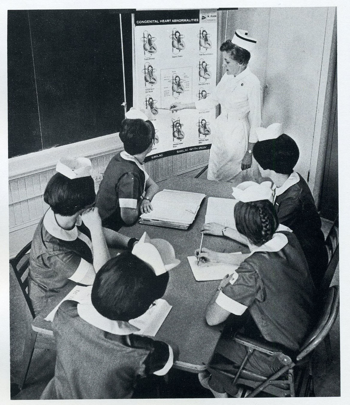 nursing class of 1970 at BCC