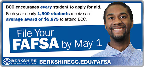 File your FAFSA by May 1