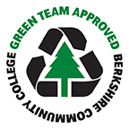 Green Team Approved Stamp Logo