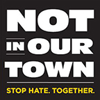 Not In Our Town Logo