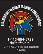 SJG Emergency Response Training Logo